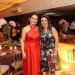 Lúcia Praciano e Bebel Pessoa 150x150 - Aniversário de Anelisa Barreira marca a noite de sábado
