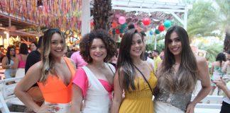 Luana Procopio, Marilia Costa, Jessica Mota E Ana Saraiva
