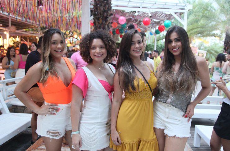 Luana Procopio Marilia Costa Jessica Mota e Ana Saraiva 741x486 - Tapis Rouge