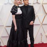 Lucy Boynton e Rami Malek 150x150 - Tapete Vermelho do Oscar recebe estrelas para a maior festa do cinema