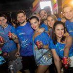 Marina Facó Gislaine e Lissa Santos 2 150x150 - Meu Bloquinho tem Léo Santana, Mariana Fagundes e Eric Land em festa à beira-mar