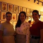 """Marina Jales Amanda Viana e Natália Viana 150x150 - Tallis Joias convida Paulinha Sampaio para talk sobre o movimento """"Brinquismo"""""""