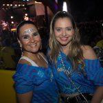 Michele Ramalho e Liana Romero 150x150 - Meu Bloquinho tem Léo Santana, Mariana Fagundes e Eric Land em festa à beira-mar
