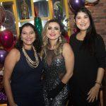 Patrícia Malveira Jaqueline Maia e Priscila Sousa 150x150 - Jaqueline Maia comemora aniversário em clima carnavalesco