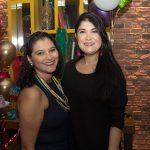Patrícia Malveira e Priscila Sousa 150x150 - Jaqueline Maia comemora aniversário em clima carnavalesco
