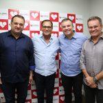 Patriolino Dias de Souza Beto Studart Ricardo Bezerra e Sergio Macedo 2 150x150 - Flash Imobiliário da Lopes Immobilis discute resultados de janeiro