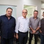 Patriolino Dias de Souza Rommel Barbosa Sergio Macedo e Marcus Novais 150x150 - Flash Imobiliário da Lopes Immobilis discute resultados de janeiro