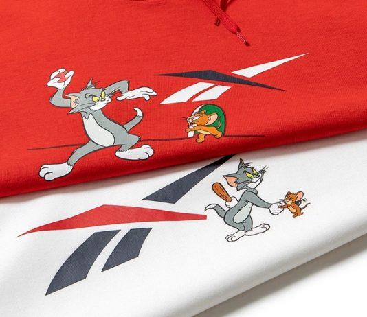 Reebok Tom E Jerry
