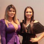 Renata Rocha e Natália Serpa 150x150 - Aniversário de Anelisa Barreira marca a noite de sábado