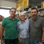 Ricardo Sales, Raimundo Do Queijo, Alexandre Pereira