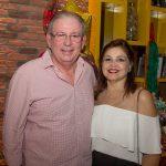 Ricardo e Rosangela Cavalcante 150x150 - Jaqueline Maia comemora aniversário em clima carnavalesco