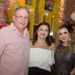 Ricardo e Rosangela Cavalcante Jaqueline Maia 150x150 - Jaqueline Maia comemora aniversário em clima carnavalesco
