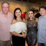 Ricardo e Rosangela Cavalcante Jaqueline Maia e Edgar Gadelha 150x150 - Jaqueline Maia comemora aniversário em clima carnavalesco