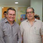 Sergio Macedo e Marcelo Pordeus 150x150 - Flash Imobiliário da Lopes Immobilis discute resultados de janeiro