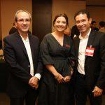 Sergio Resende, Emilia Buarque E Edson Ronald
