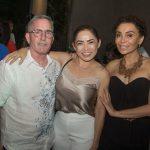 Steve e Susan Suliman Giovana Costa 150x150 - Jaqueline Maia comemora aniversário em clima carnavalesco