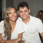 Tamires e Felipe Estêves 150x150 - Jaqueline Maia comemora aniversário em clima carnavalesco
