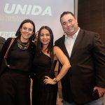 Veridiana Soares Dana Nunes e Ricardo Dreher 150x150 - Universidade Mackenzie chega a Fortaleza com solenidade na FIEC