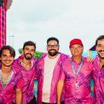 Victor Carvalheira, Rafael Lobo, Eduardo Rocha, Eduardo Carvalheira E Valmir Wanderley Crédito Gabriel Maia (2)