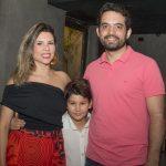 Viviane e Enzo Macêdo Rafael Lins 150x150 - Jaqueline Maia comemora aniversário em clima carnavalesco