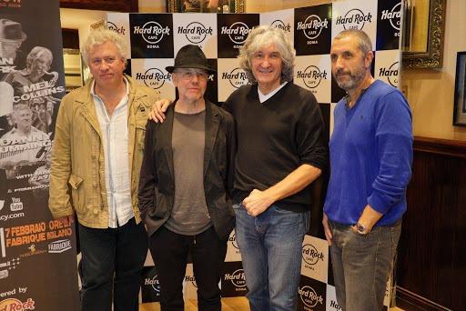 Hard Rock traz a Fortaleza show da banda Dire Straits