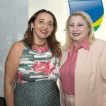 Adriane Fagundes E Luisa Silveira