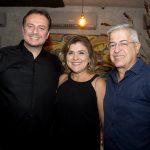 Adriano Nogueira, Simone Moraes E Paulo César Norões