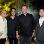 Alfredo Gurjão, Fábio Campos, Adriano Nogueira E Pipo