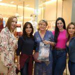 Ana Claudia Canamary, Sandra Rolim, Stela E Gabriela Rolim, Karine Aragão