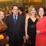 Ana Maria Vale, Marcos Vale, Ariadna E Indiara Fernandes