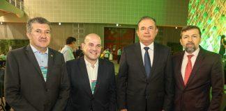 Antonio Henrique, Roberto Claudio,Washington Luis Bezerra E Elcio Batista