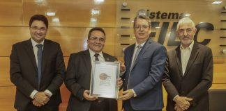 Antonio Jorge, Romildo Rolim, Celio Fernando E Lauro Martins