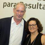 Ciro Gomes E Susana Almeida