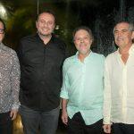 Claudio Cabral, Adriano Nogueira, José Carlos Pontes E Alfredo Gurjão