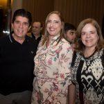 Dito Machado, Ana Claudia Canamary E Roseane Medeiros