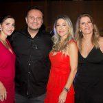 Edna Câmara, Adriano Nogueira, Carmen Rangel E Silvana Napoleão