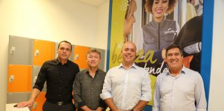 Eduardo Diogo, Mauricio Filizola, Carlos Costa E Luiz Gastão Bittencourt (1)