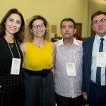 Esther Cristino, Marília Firmiano, Freitas Júnior E Flávio Jucá
