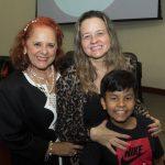 Fátima Duarte, Michele E João Pedro Sampaio