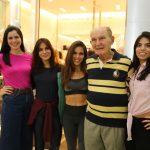 Gabriela, Sandra, Manoela, Raimundo E Alessandra