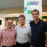 Guilherme Ellery, Fabricio Cavalcante E Weligton Oliveira