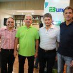 Guilherme Ellery, Tales De Sá Cavalcante, Fabricio Cavalcante E Weligton Oliveira