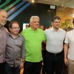 Inacio Arruda, Carlos Matos, Tales De Sa Cavalcante, Fabricio Cavalcante, Ruy Do Ceará