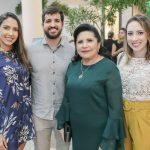 Isabel Nogueira, Lucas Barreto, Nailde Pinheiro E Cecilia Pinheiro (2)