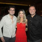 Itaque Figueiredo, Carmen Rangel E Adriano Nogueira
