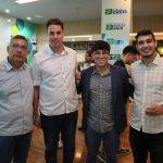 Jeferson Farias, Davi Nogueira, Taylor Aguiar E Caio Farias