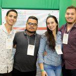 José Roberto, Emanoel Afonso, Brennda Carolina E Herley Santos