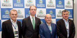 José Sarto, Carlos Bastide, Roberto Claudio E Antônio Henrique (1)