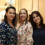 Katerine Ary, Ana Claudia Canamary E Sandra Rolim
