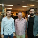 Leonardo Esmeraldo, Carlos Barbosa E Marocs Mendes